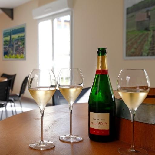 Champagne Pascal Hénin - Les actualités