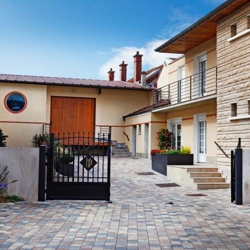 Champagne Pascal Hénin - La maison
